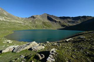 Lac des Estaris Crédit Photo Gilles Baron